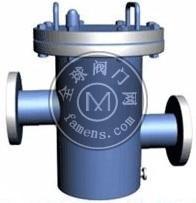 进口燃气过滤器   进口焊接过滤器