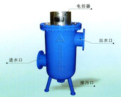 综合全程水处理器价格/一元化式全程水处理器