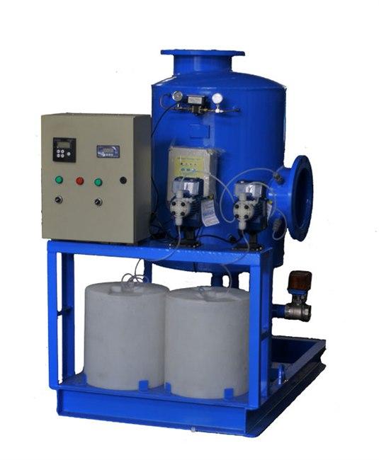 物化一体全程水处理器