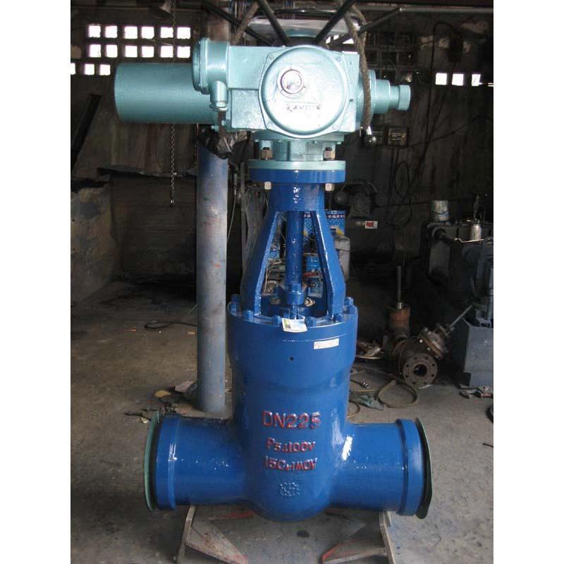 Z961Y-P54140V高温高压焊接闸阀  电站阀