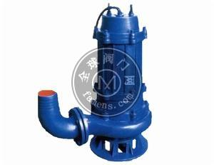 QW无堵塞潜水排污泵,污水提升泵