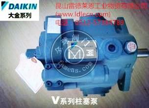日本大金DAIKIN:V系列柱塞泵V8A1LX-20