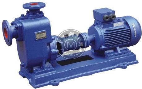 东泉泵业ZX自吸式清水泵
