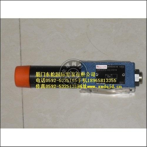ZDR6DP2-43 210YM力士乐减压阀