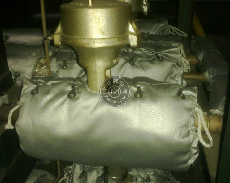 硫化機隔熱套