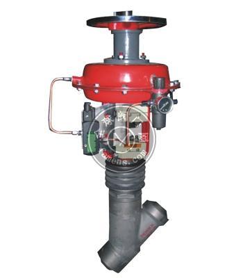 ZMQSY型气动薄膜Y型疏水阀