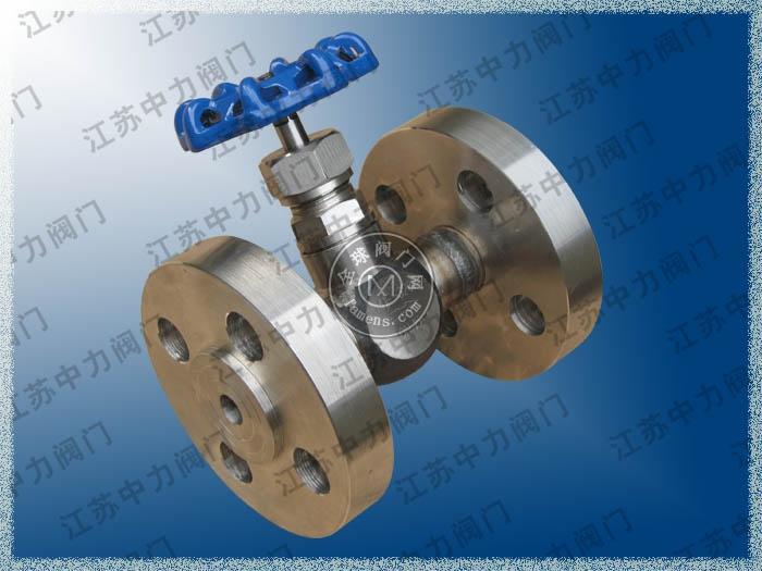CNG加气站专用高温高压截止阀