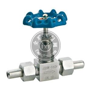J23W-160P高温高压针形阀