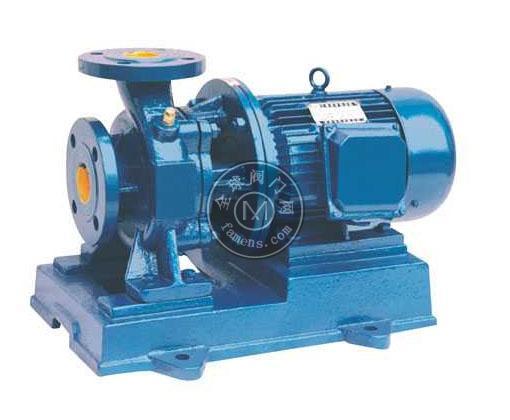 ISW卧式管道清水泵