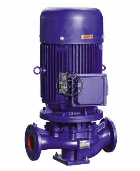 ISG立式管道清水泵
