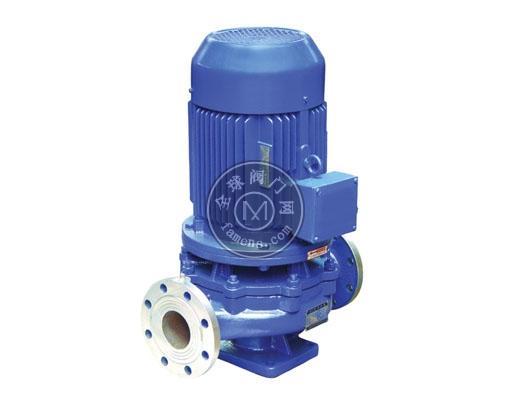 IHG立式不锈钢管道泵