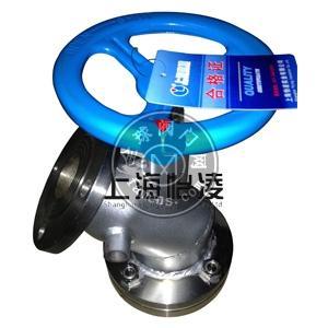 保温放料阀| BHG5下展式保温放料阀