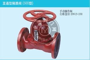 日本NIPPON DAIYA VALVE CO.,LTD(NDV)500型隔膜阀NDV 阀门