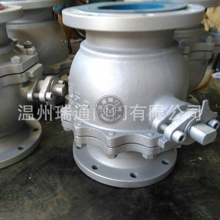 厂家直销Q41F-300L美标碳钢球阀|美标碳钢球阀