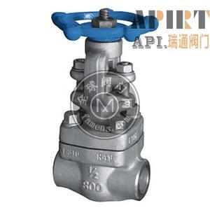 锻钢承插焊闸阀800LB|承插焊闸阀
