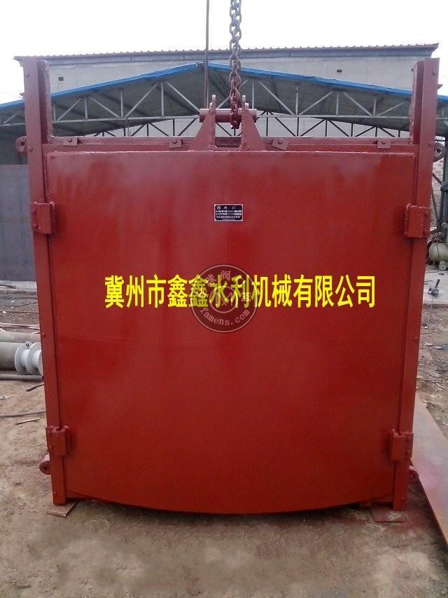 PGZ1500x1500平面拱形铸铁闸门
