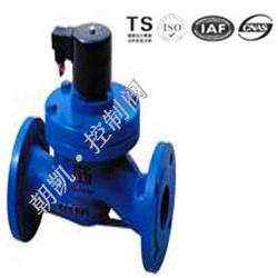 ZCS型水用铸铁电磁阀