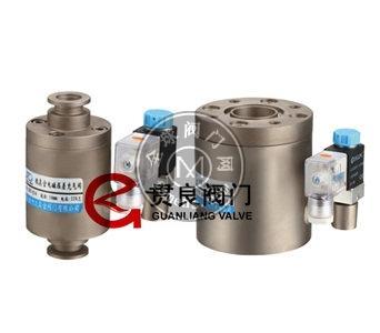 DYC-Q低真空电磁压差充气阀
