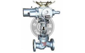 UJ941H电动柱塞截止阀 不锈钢电动柱塞截止阀 电动柱塞截止阀厂家