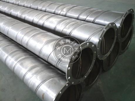 不銹鋼加筋增強螺旋管