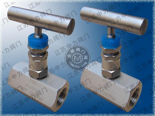 仿進口不銹鋼高溫高壓針閥