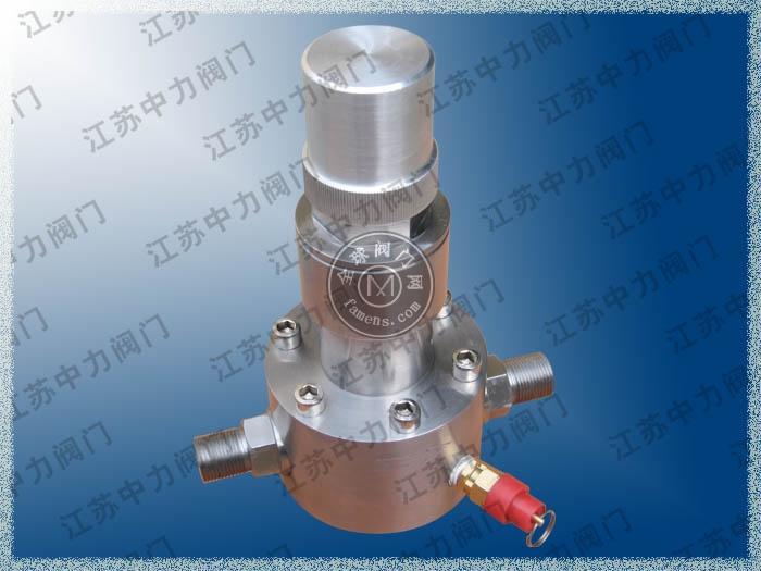 CNG天然气内螺纹压力调节阀
