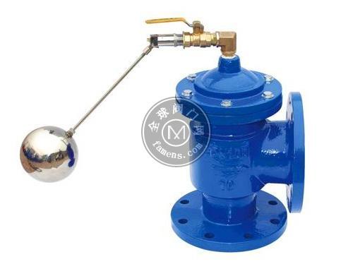 水位控制阀哪家好?球铁H142X液压水位控制阀