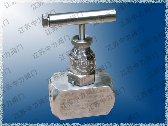 不锈钢承插焊高压截止阀