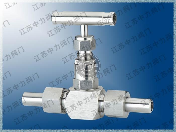 焊接式仿进口高压针阀