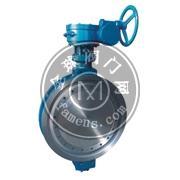 蝸輪煤氣蝶閥,上海閥門,品質保證