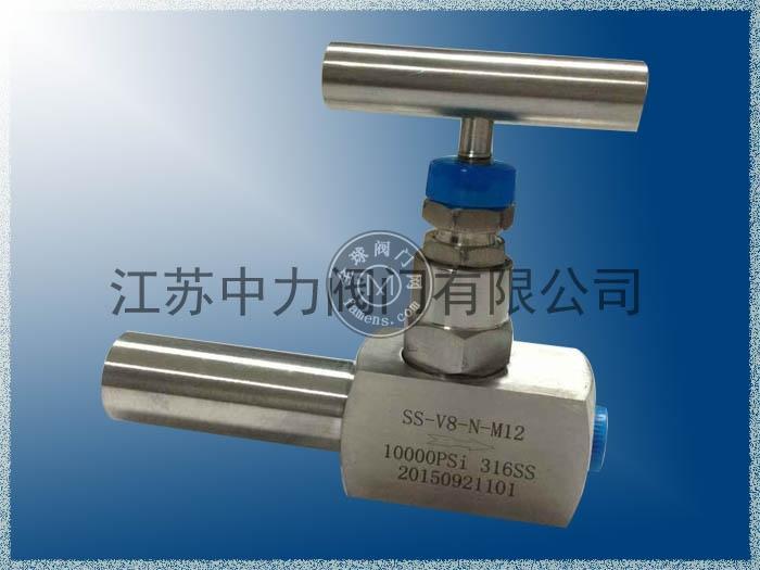 承插焊不銹鋼高壓針閥_不銹鋼高壓針閥現貨