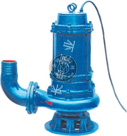 QW型潛水式無堵塞排污泵