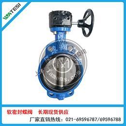 上海瓦特斯食品级蝶阀-D21X卫生级快装蝶阀