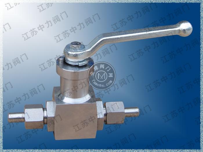 焊接式不銹鋼低溫高壓球閥