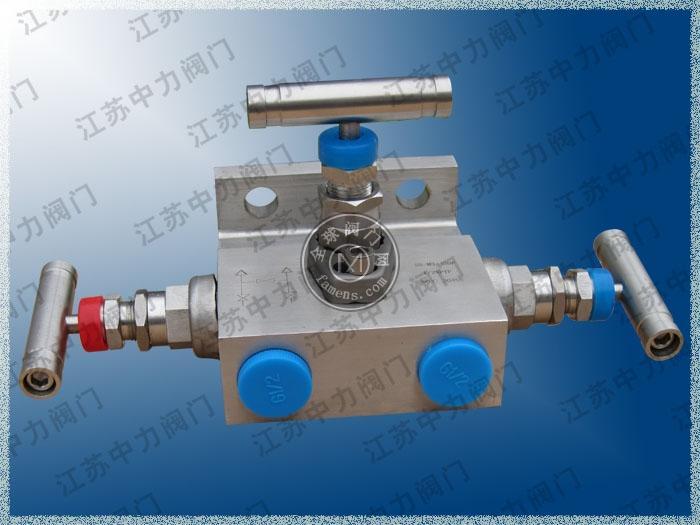 不銹鋼儀表式高壓三閥組