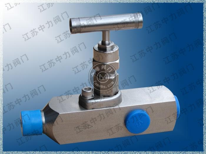 不锈钢进口压力表针阀