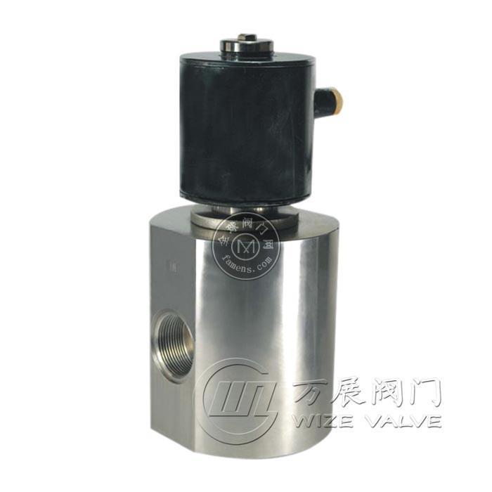 WZG超高压电磁阀
