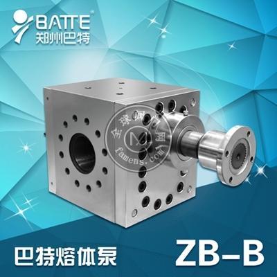 熔噴布計量泵|熔噴機計量泵