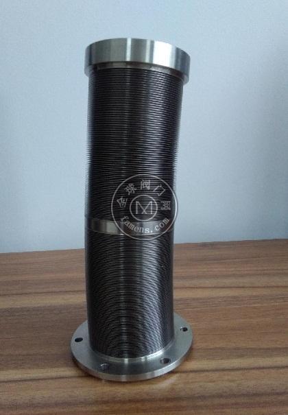 合肥鑫波D1690L2焊接波纹管