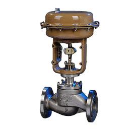 精小型氣動單座調節閥