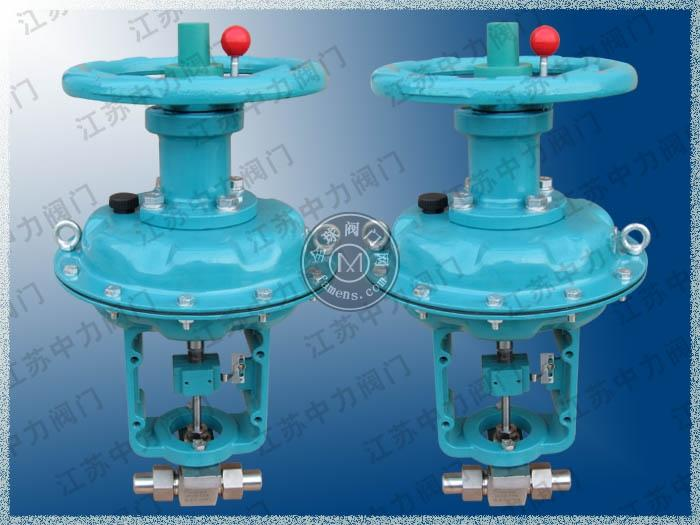 J621Y高压焊接气动截止阀
