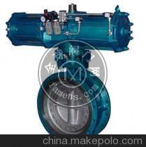 雷力閥門-工業爐專用-氣動快切閥|煤氣快切閥
