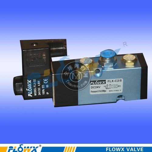 意大利进口弗雷西FLX-C2/5电磁阀系列AC220V/DC24V