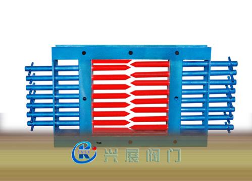 廠家直銷溫州甌北LB-II DN150-2000手動棒條閥,棒條閘門,棒條閥