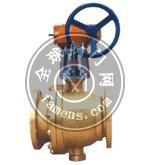 蝸輪傳動氧氣球閥
