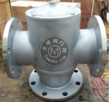 弗瑞特氨罐專用不銹鋼雙呼吸閥HXT/2-10P