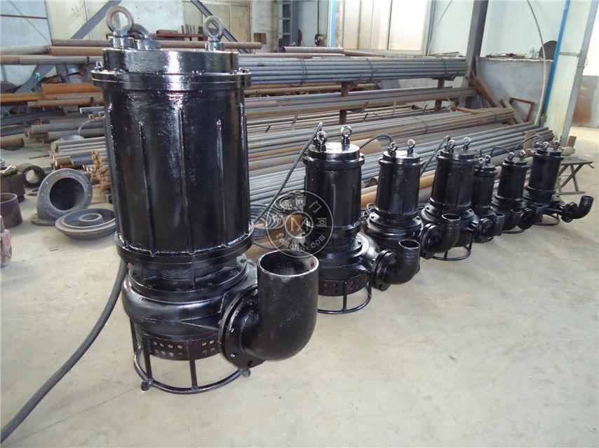 ZNQ潜水耐磨抽沙泵 排砂泵 泥砂泵