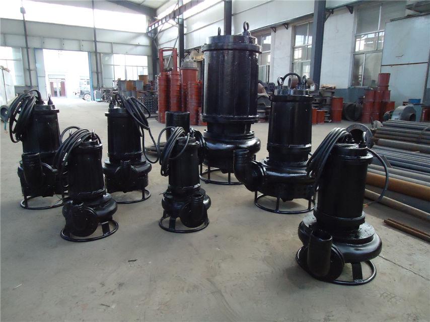 ZNQ型潛水污水泥漿泵