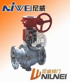 QY347F不銹鋼氧氣球閥