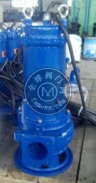 WQR20-9-1.5潜水排污泵